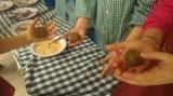 Cuinar amb nens: hamburgueses de llenties